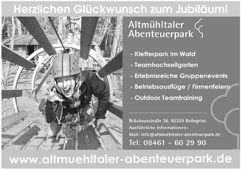 Altmühltaler Abenteuerpark