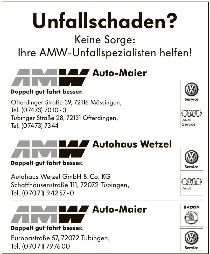 AMW Auto Maier