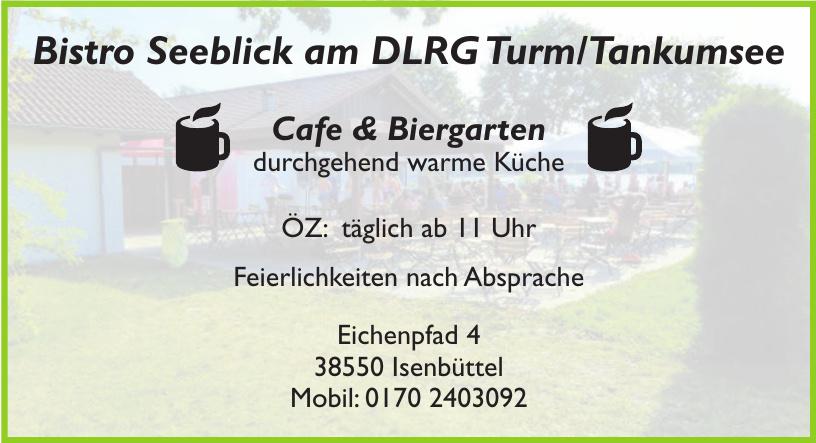 Bistro Seeblick am DLRGTurm/Tankumsee
