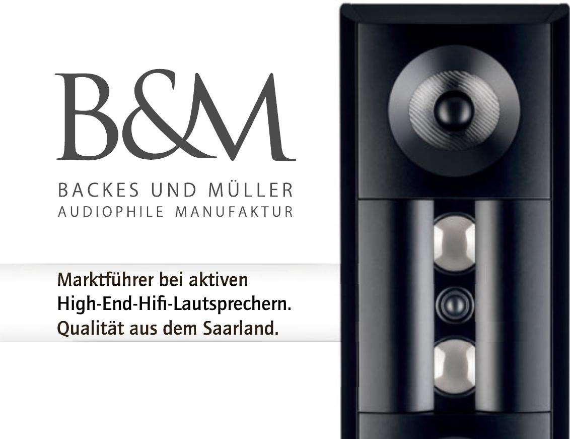 Backes&Müller High End Audio Produktionsgesellschaft mbH