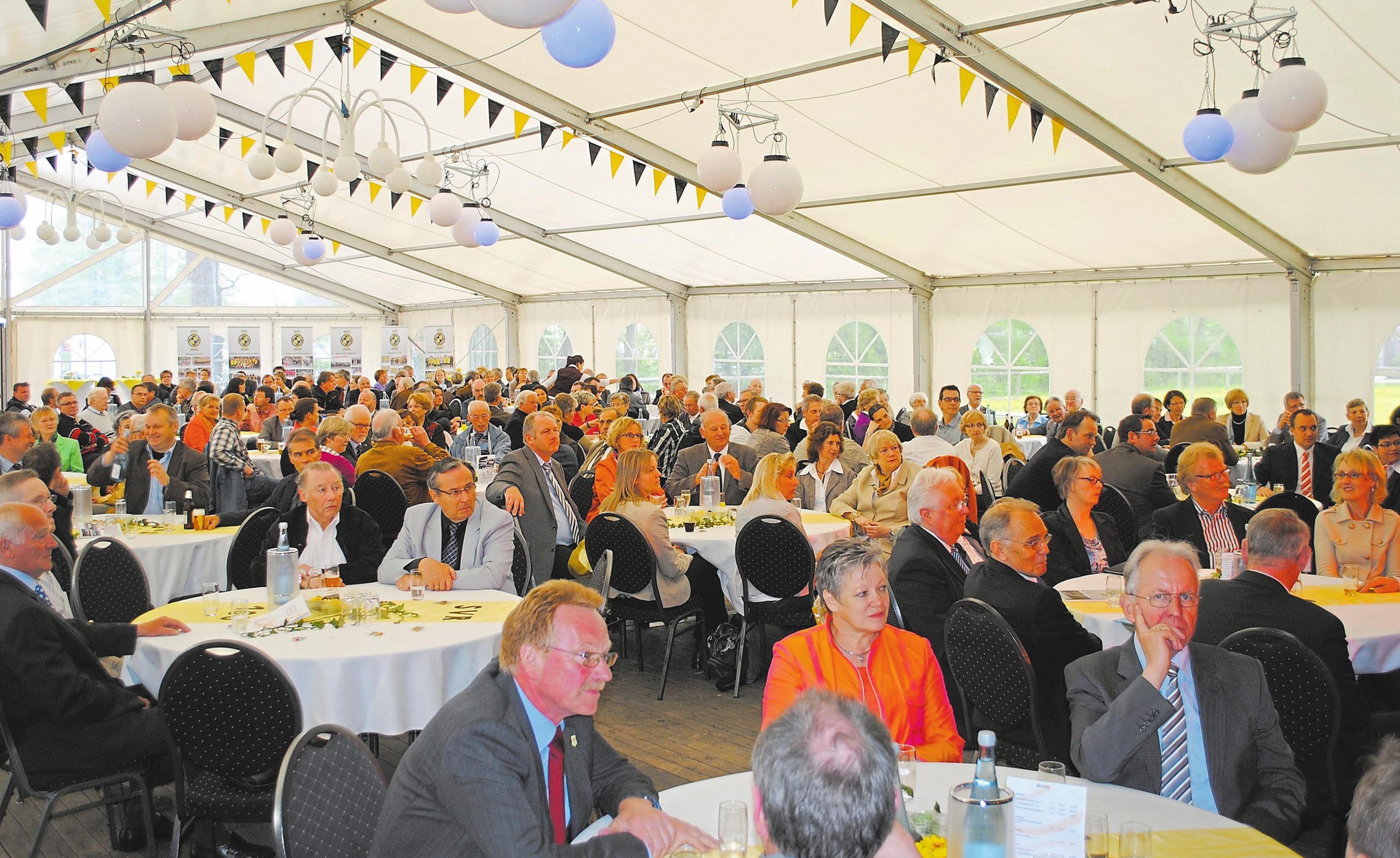 2012 hat der SVR das 100-jährige Bestehen gefeiert. Fotos: -phi-/Verein