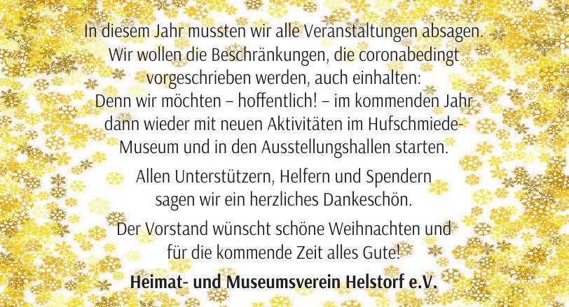 Heimat- und Museumsverein Helstorf e.V.
