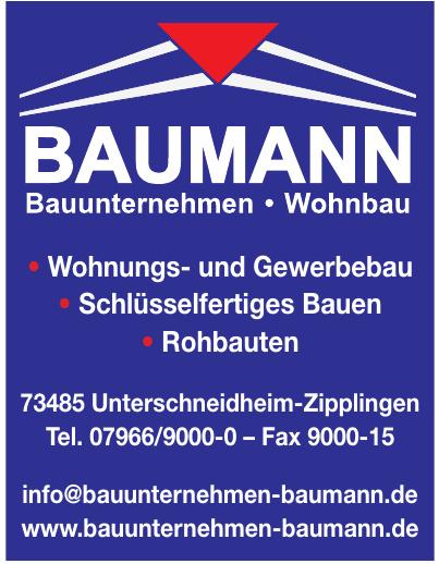 Wohnbau Baumann GmbH