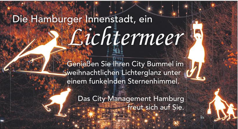 Das City Management Hamburg