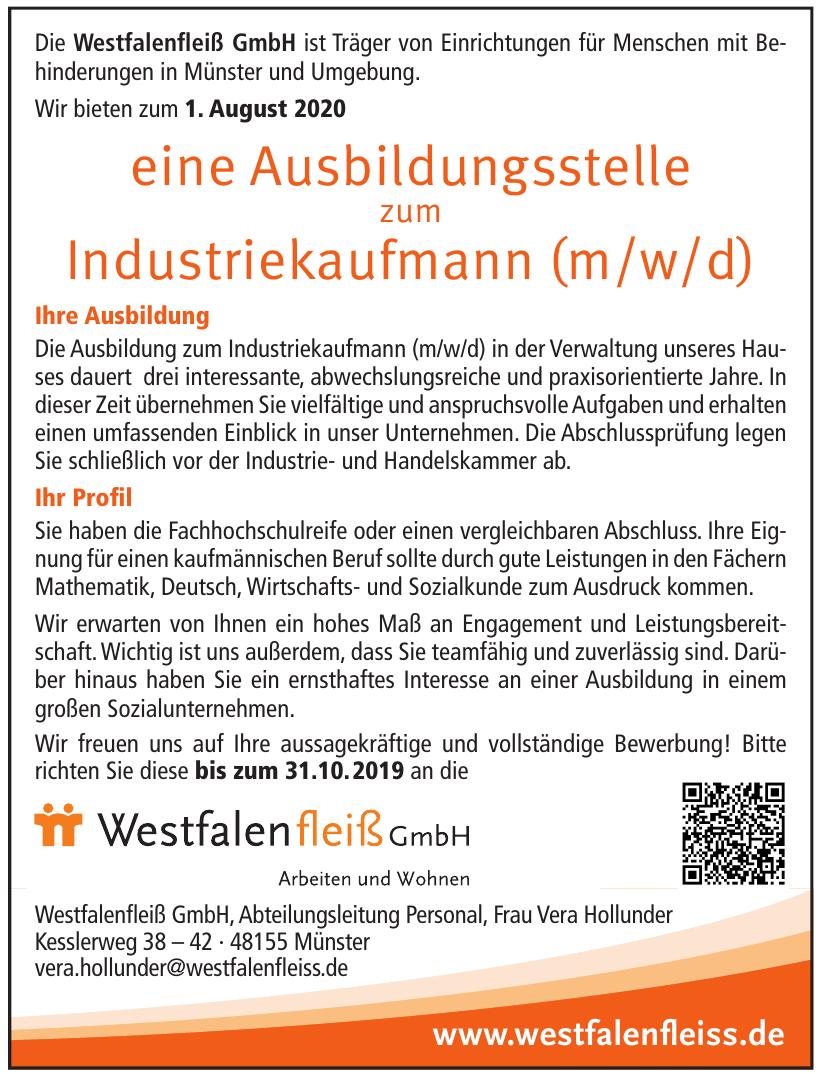Westfalenfleiß GmbH