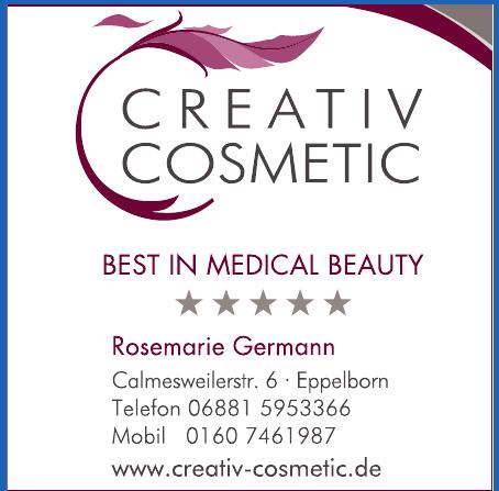 Creativ Cosmetic - Rosemarie Germann