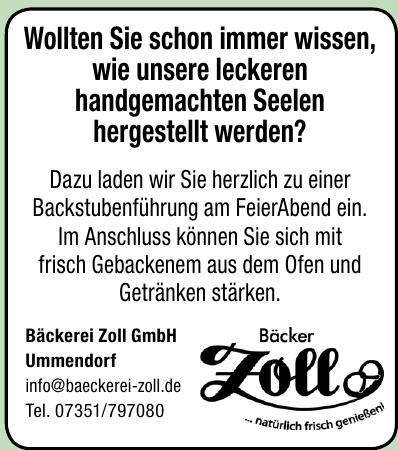 Bäckerei Zoll GmbH