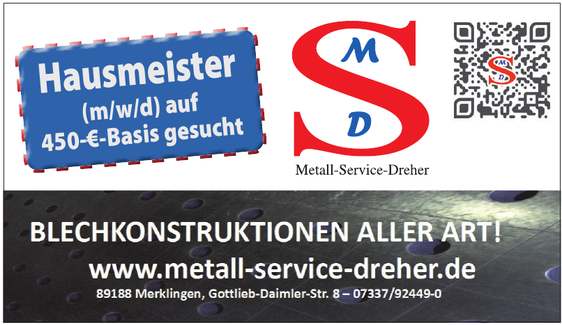 Metall-Service-Dreher