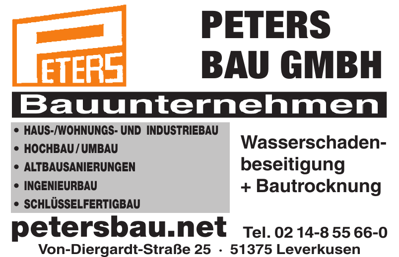 Peters Bau GmbH