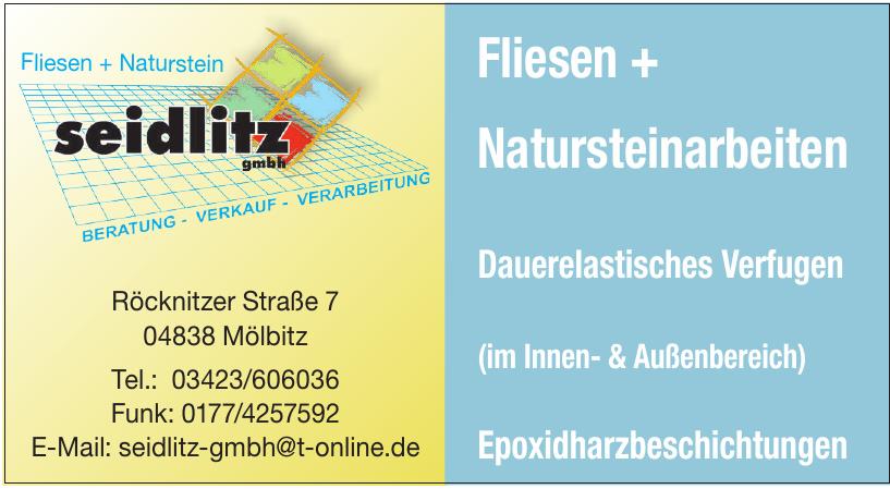 Seidlitz GmbH