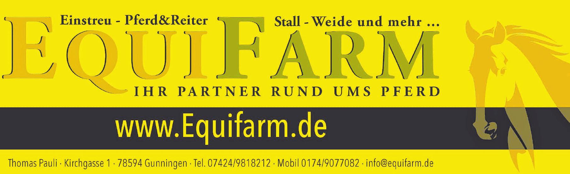 Equifarm - Thomas Pauli