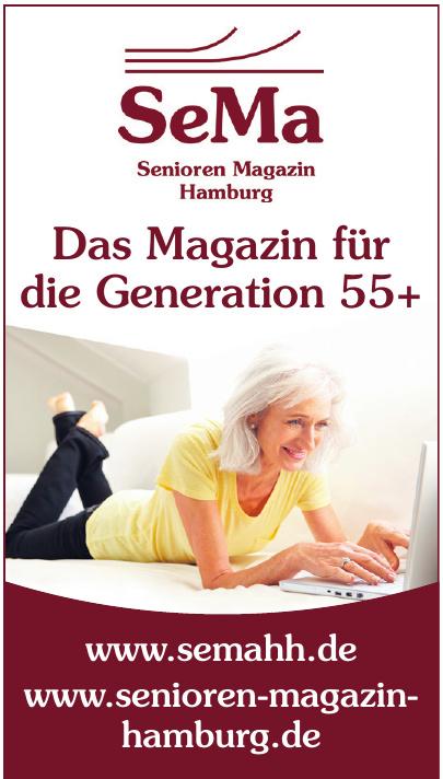 SeMa - Senioren Magazin Hamburg