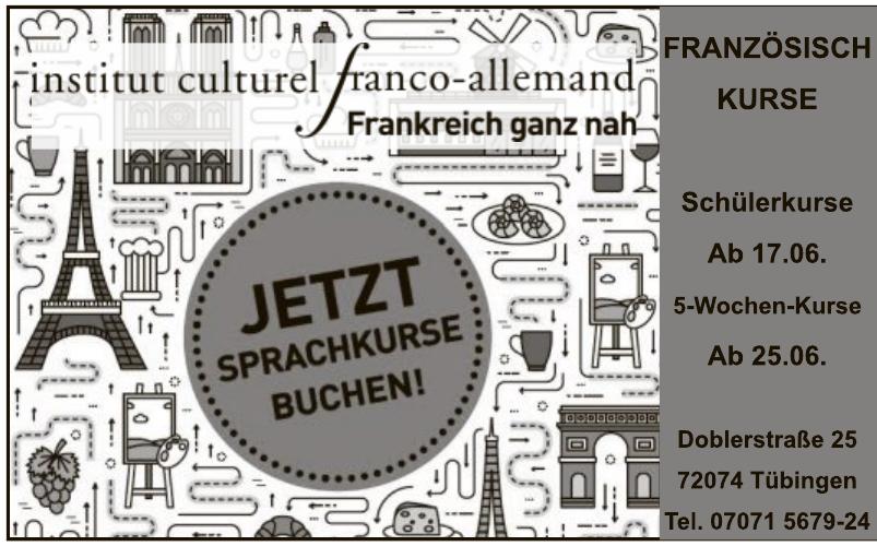 Institut Culturel Franco-Allemand