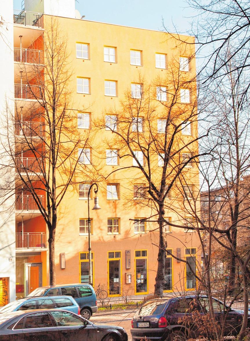 Seit 1999 unterstützt das Kreuzberger Haus Erkrankte. ZIK