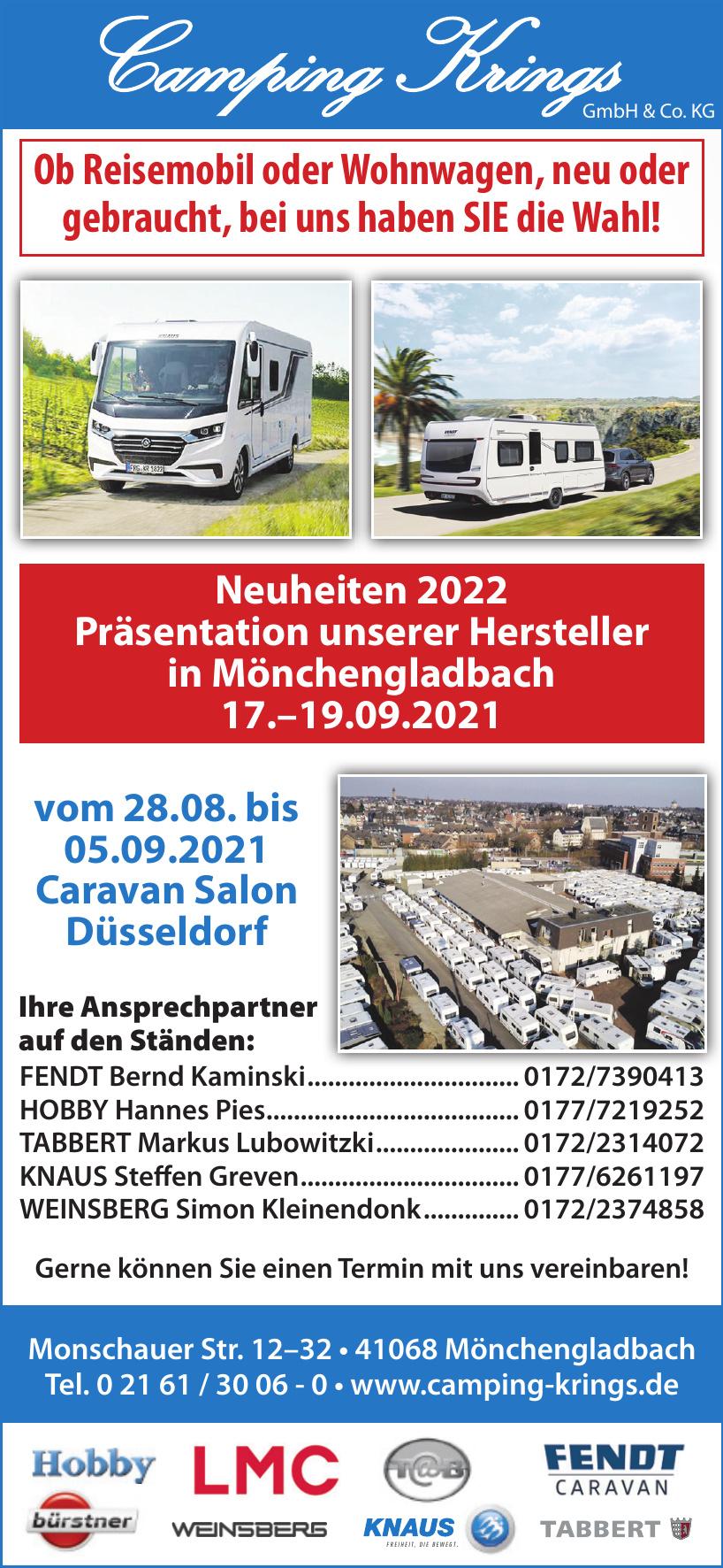 Camping Krings GmbH & Co. KG