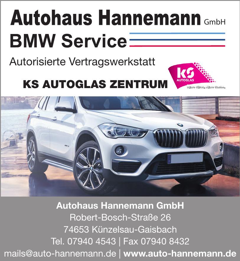 Autohaus Hannemann GmbH