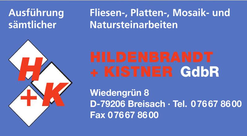 Hildenbrandt + Kistner GdbR