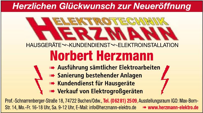 Elektrotechnik Herzmann