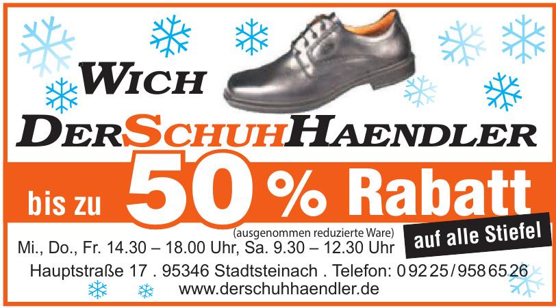 Schuhhaendler Wich