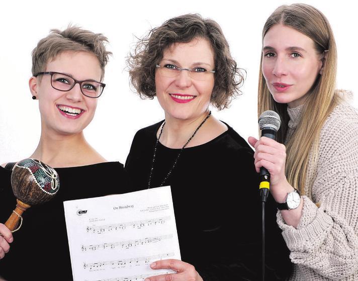 """""""Sing es raus"""" – heißt es beim Jubiläumskonzert von STIMMEconTAKT"""" am Sonntag, 25. August Foto: pr"""