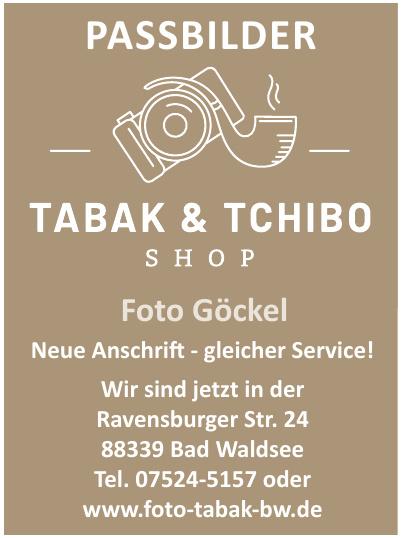 Tabak & Tchibo Shop Göckel