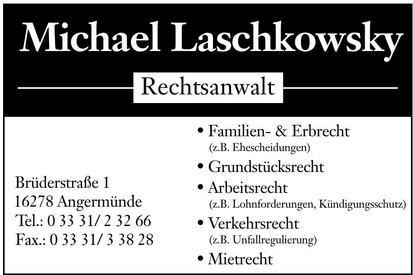 Michael Laschkowsky