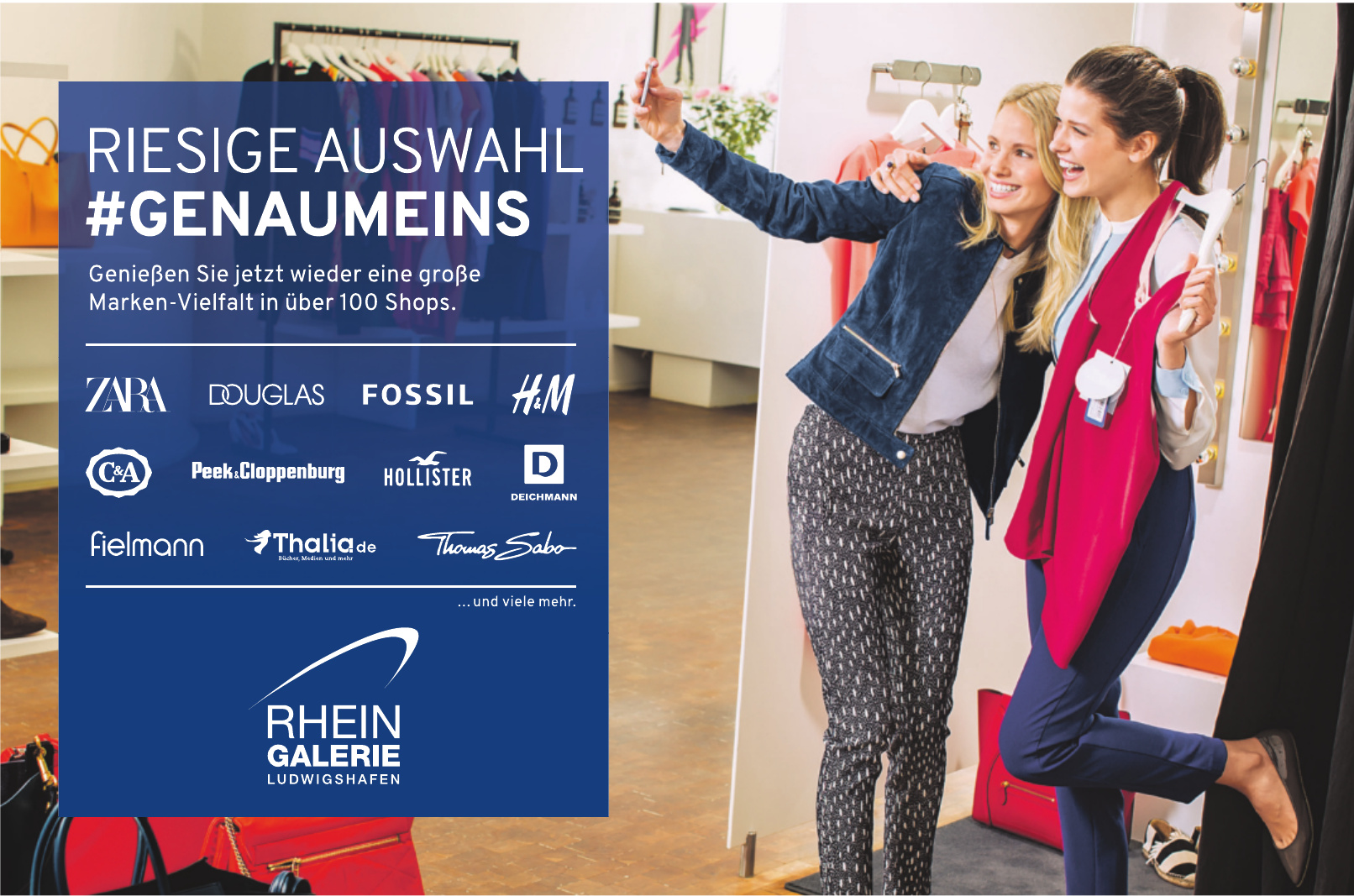 Rhein Galerie Ludwigshafen