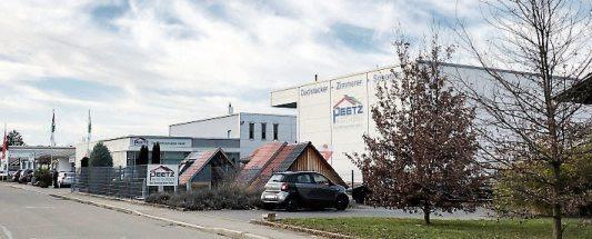 In der Sindelfinger Straße haben Handwerksbetriebe, Dienstleister und viele weitere Betriebe ihren Standort.