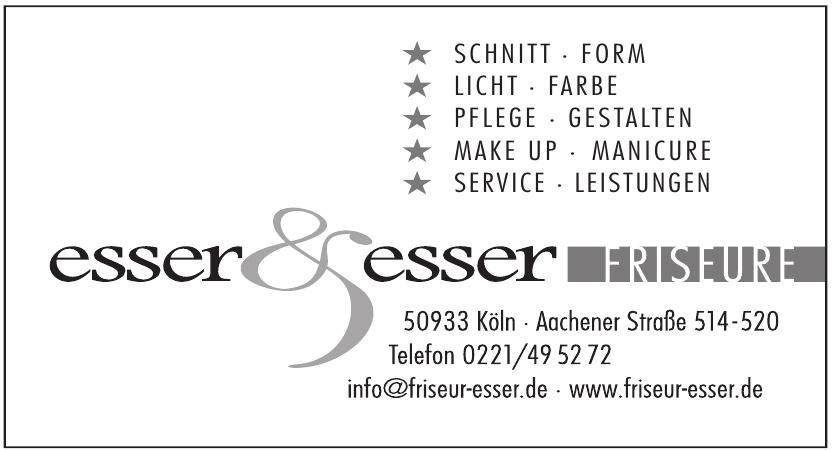 FriseurSalon Esser GmbH