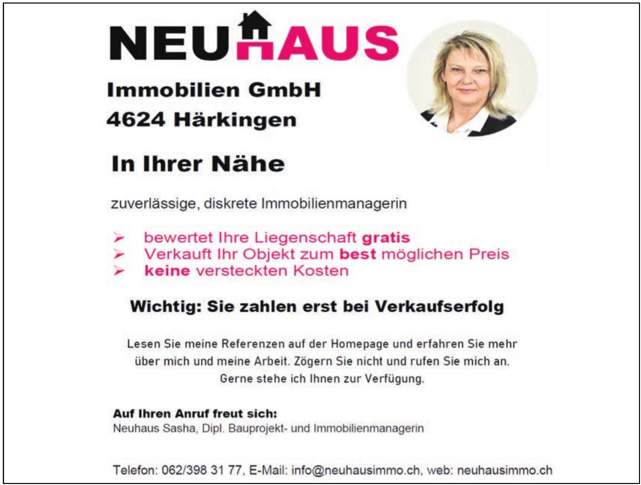 NeuHaus Immobillen GmbH