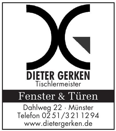 Dieter Gerken