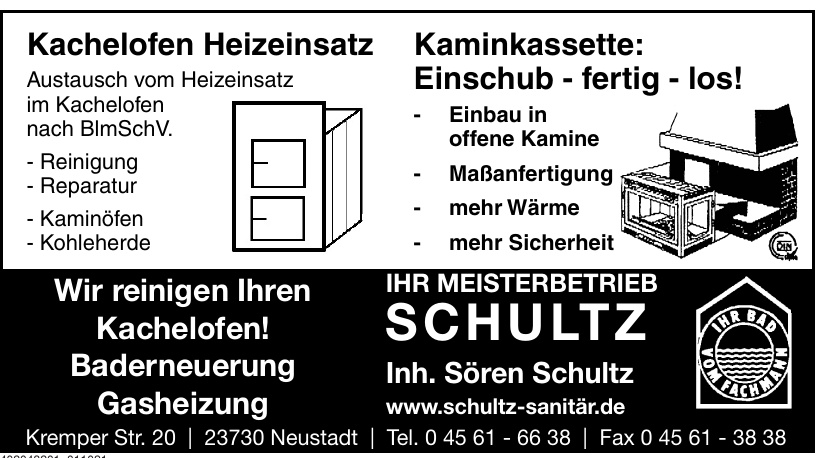 Firma Schultz Sanitär