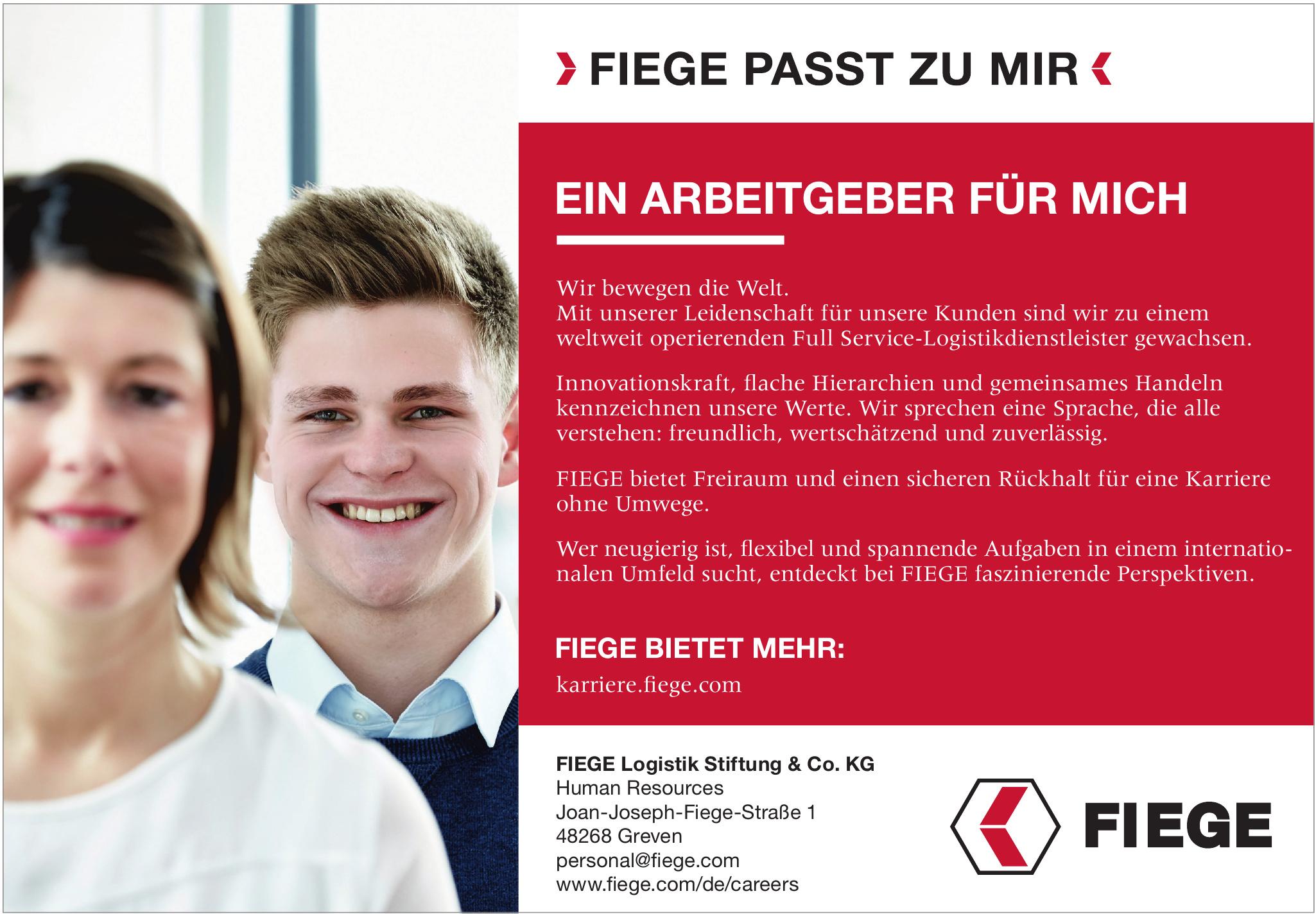 FIEGE Logistik Stiftung & Co. KG