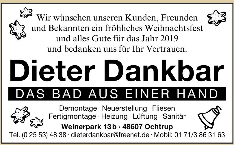 Dieter Dankbar