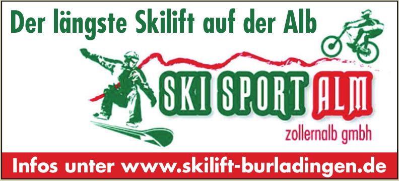 Ski Sport Alm Zollernalb GmbH