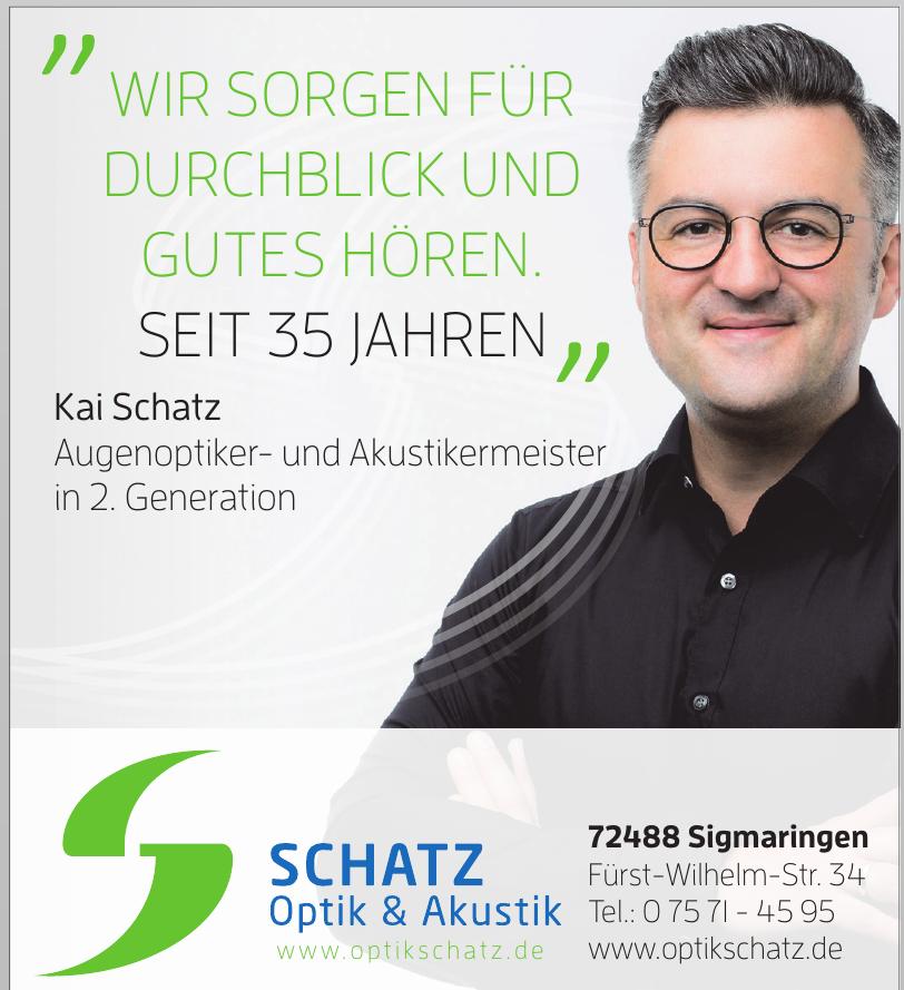 Optik & Akustik Schatz