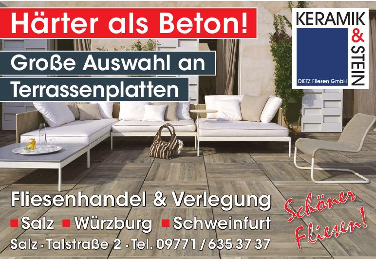 Keramik & Stein Dietz Fliesen GmbH