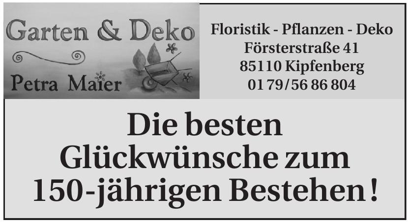 Garten & Deko Petra Maier