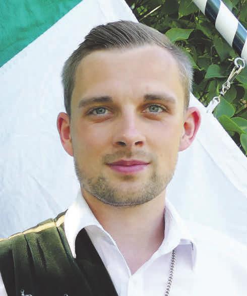 Martin Beyer - König der Junggesellschaft