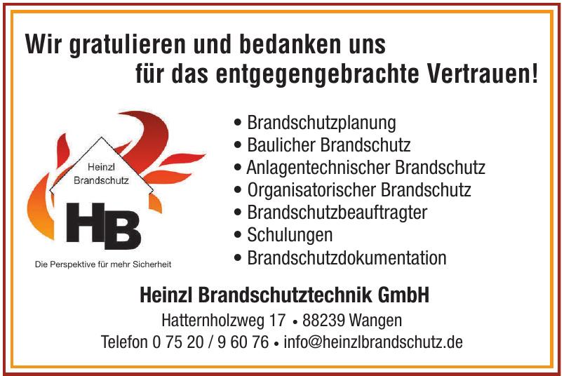 Heinzl Brandschutztechnik GmbH
