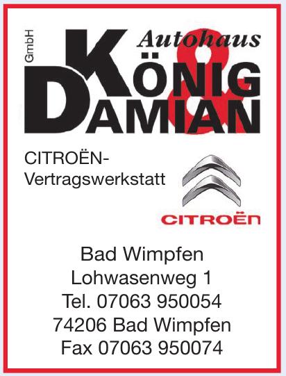 Autohaus Damian König GmbH