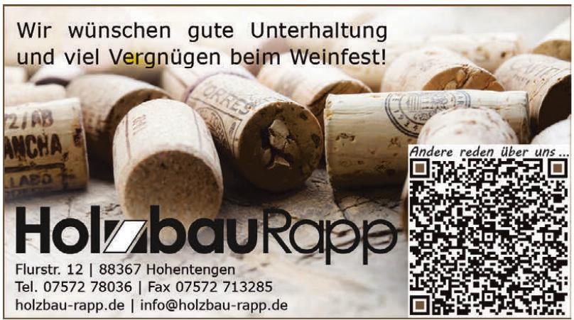 Holzbau Rapp