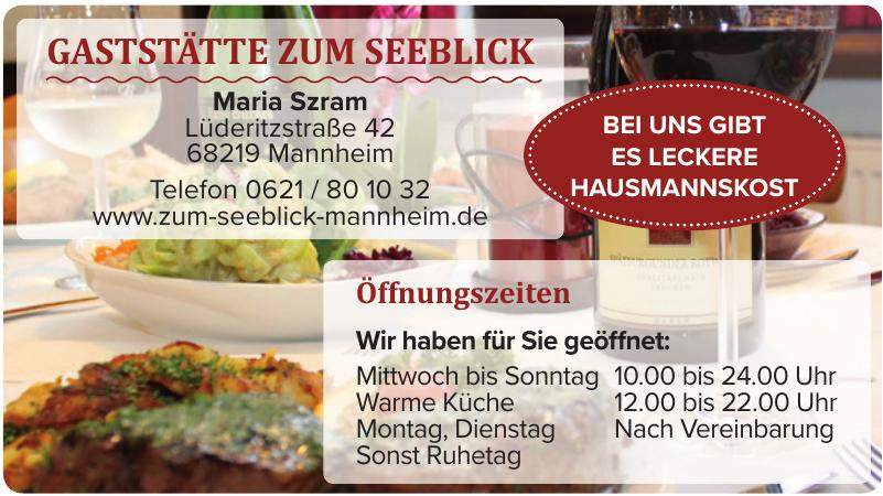 Gaststätte Zum Seeblick