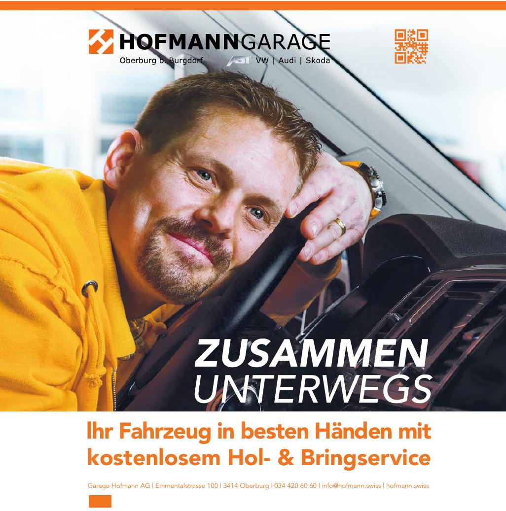 Garage Hofmann AG