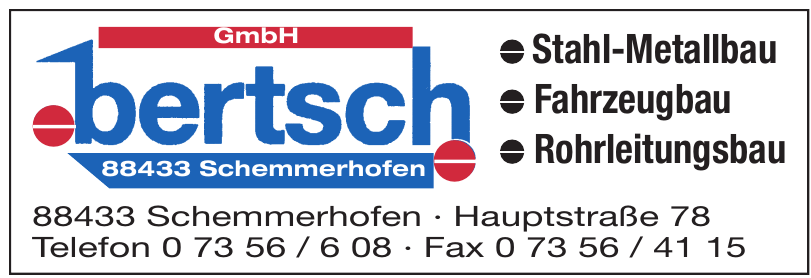Bertsch GmbH