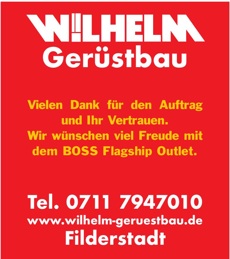 Wilhelm Gerüstbau