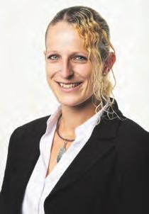 Sandra Landlinger Service Assistentin
