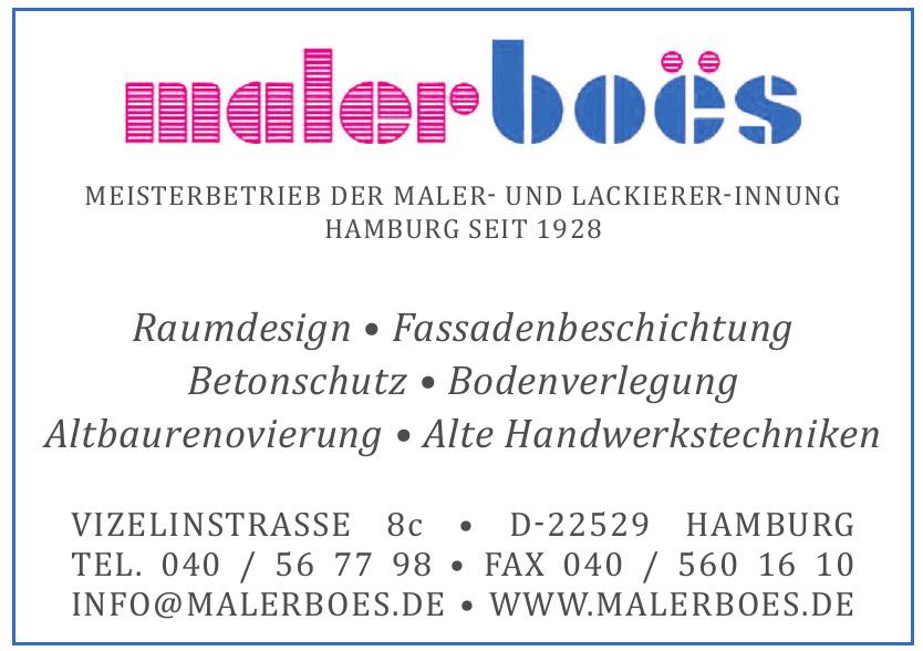 Maler Boes