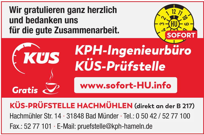 KÜS-Prüfstelle Hachmühlen