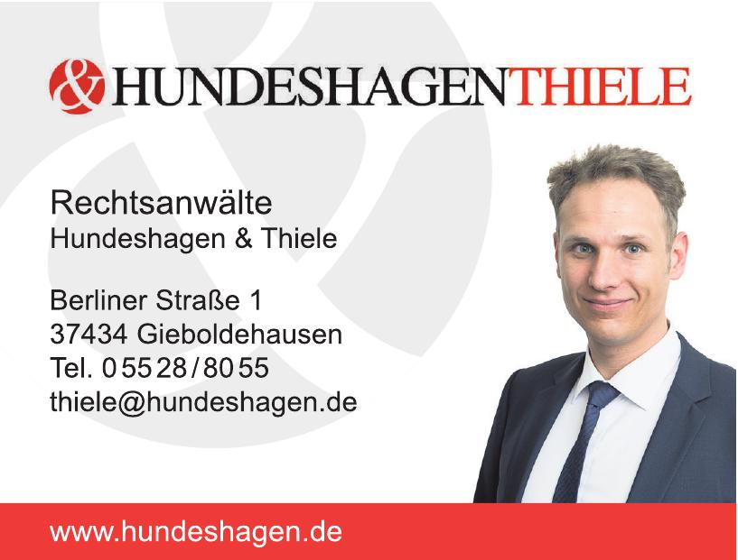 Hundeshagen & Thiele